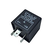 Relay Fix Indicador intermitente Intermitente Autos Motos 12V Electronic LED