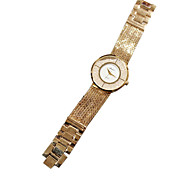 Women's Fashion Watch Quartz Japanese Quartz Casual Watch Stainless Steel Band Silver Gold Rose Gold Gold Silver Rose Gold