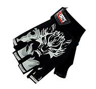 Santic® Sports Gloves Women's / Men's / Unisex Cycling Gloves Summer Bike Gloves Anti-skidding / Breathable Fingerless GlovesCycling