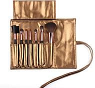 7 Set di pennelli Altro Portatile Plastic Viso / Occhi / Labbro Altro