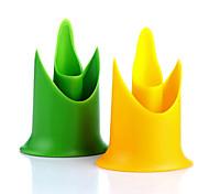 2 pièces Other For Pour légumes / Pour Fruit Plastique Creative Kitchen Gadget / Nouveautés