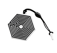 EXO Overdose LOGO Mark Phone Dust Plug