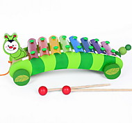Caterpillar Design Hammer Instruments Toy