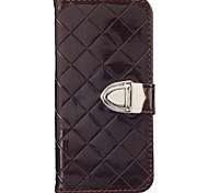 Luxury Metal Buckle Holster For iPhone 7 7 Plus 6s 6 Plus SE 5s 5 Case Flip