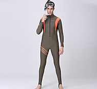 Women's Men's Dive Skins Full Wetsuit Wetsuits Ultraviolet Resistant Full Body UPF50+ Compression Tactel Diving Suit Long SleeveSwimwear