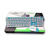 1200Dpi	HK3960 Wireless USB Keyboard & MouseFor Windows 2000/XP/Vista/7/Mac OS
