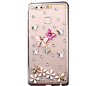 Butterfly Pattern PC Hard Case for Multiple Huawei Ascend P9/P9Lite/Honor 4X/5X/Honor6/7/P8/P8Lite/Y560/G8/G8Mini
