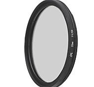 lentes de filtro polarizador circular EMOBLITZ 55mm CPL