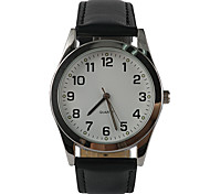 Casual Style Men's Luminous Quartz Watch