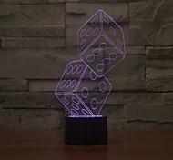 KWB 0,5 W RGB dimmbare Nachtlicht 5 V v abs