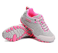 Light Grey/Purple/Gray/Blue Wearproof Rubber Running Shoes for Women
