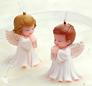 Fashion Creative Angle Style Candles Holiday Romantic Home Decoration Party Birthday(1pc)