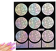 Nail Sticker Nail Art Guide Conseils français