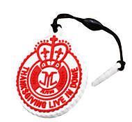 JYJ LOGO Mark Phone Dust Plug