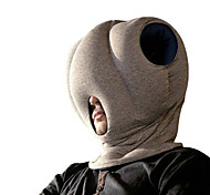 1 PC Travel Eye Mask / Sleep Mask Travel Pillow Breathability Portable Keep Warm Comfortable Relieve neck and shoulder pain Neck Support