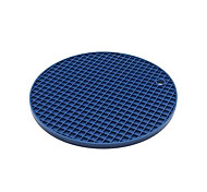 Us Cups Thick Silicone Insulation Pad Anti-Hot Pot Dishes Mat Table Placemats Food-Grade Silicone