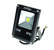 10W Focos LED 900 lm Blanco Fresco LED Integrado Decorativa / Impermeable AC 100-240 / AC 110-130 / AC 85-265 V 1 piezas