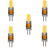 4W G4 Luces LED de Doble Pin MR11 4 COB 460 lm Blanco Cálido / Blanco Fresco Impermeable / Decorativa AC 12 / AC 24 / DC 24 / DC 12 V5