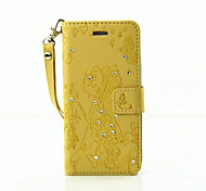 For Samsung Galaxy Case Case Full Body Case Other Hard PU Leather Samsung A5(2016) / A3(2016)