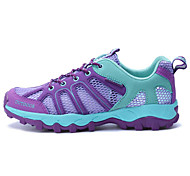 Red/Purple/Light Grey Breathability Rubber Running Shoes for Men