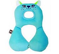 Baby u kissen Tier geformt Kopfstütze 1-4 Jahre Babys Karikatur Nackenschutz Kinder Kissen Geschenke (cat)