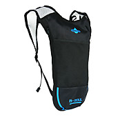 B-SOUL® bolso de la bici <20LLCiclismo Mochila / Pack de Hidratación y Bolsa De AguaImpermeable / A prueba de lluvia / Banda reflectante
