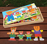 Wooden Jigsaw Puzzle Children'S Jigsaw Puzzle