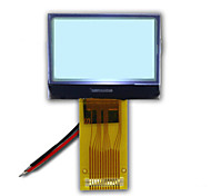 12864G-10133128*64 LCD Module 1 Inch LCD Module COG Dot Matrix Screen Serial