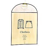 9986 gruesos overclothes polvo chaqueta objeto ropa cubierta de la bolsa a prueba de polvo traje de la cubierta que cuelgan por mayor