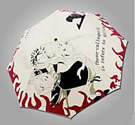 animazione Flotta del Nord intorno ombrello pieghevole ombrello di sole pezzo salsa di ombrelloni - Fairy Tail