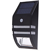 Jiawen 50lm 6500K Solar Powered Wall Body Induction Lamp