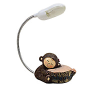(Zufallsmuster) Stümpfe kleiner Affe Nacht