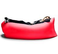 Colchoneta de dormir(Rojo / Rosado / Morado,1 Persona) -Muy ligero