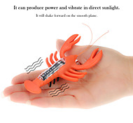 Magic Solar Powered Lobster Cute Toys For Children Solar Lobster