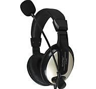 Sennic ST-2688 Fones (Bandana)ForLeitor de Média/Tablet / Celular / ComputadorWithCom Microfone / DJ / Controle de Volume / Games /