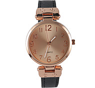 Black Personality Fashion Women's Fashion Watch