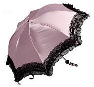 vero e proprio paradiso ombrello uv ombrello parasole ombrello di sole corteo 33051 Xianshu