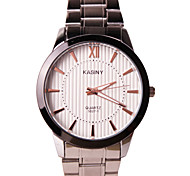 Women's Fashion Watch Casual Watch Quartz Alloy Band Charm Silver