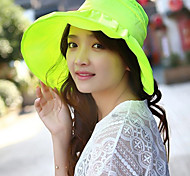 Women Casual Summer Linen Straw Hat