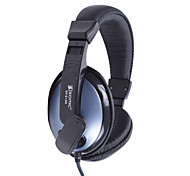 Danyin DT-2102 New Stereo Headphones/Headsst  (Headband) ForMedia Player/Tablet / Mobile Phone for DJ Music
