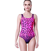 Others Women's Swimwear Breathable / Ultra Light Fabric / Removable Cups / Compression One Piece Halter Strings Red /