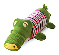 Simulation of the Crocodile Plush Toy Valentine's Day Gift 75cm
