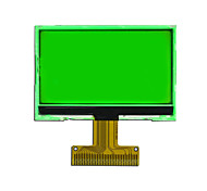 12864g-332 128 * 64 Punktmatrix-LCD-Modul COG Display 2,4-Zoll-LCD-Bildschirm-Plug-in