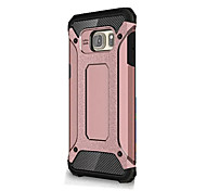 Hybrid Tough Armor Slim Case For Galaxy  Note 5/ Note 4 CellPhone Back Cover