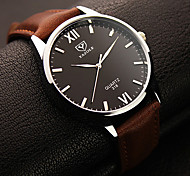 Men's Fashion  Personality Quartz Alloy Dress Watch(Assorted Colors) Wrist Watch Cool Watch Unique Watch