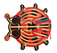 Magnetic Wooden Maze(Beetle)
