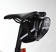 ROSWHEEL® Bike BagBike Saddle Bag Waterproof / Shockproof / Wearable / Multifunctional Bicycle Bag PU Leather / Cloth Cycle Bag