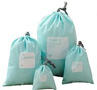 Nylon Drawstring Bag Drawstring Bags Denim Dress Waterproof Nylon Pouch Color Pouch Beam Port