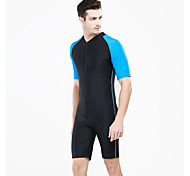 Piece Short-Sleeved Wetsuit Sun Protection Clothing Snorkeling Jellyfish Clothin