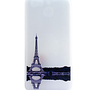 Eiffel Tower Pattern Frosted TPU Material Phone Case for Huawei Ascend P9 Lite/P9/P8 Lite/P8